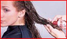 Уход за волосами после выпрямления волос