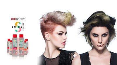 Окрашивание волос CHI Ionic