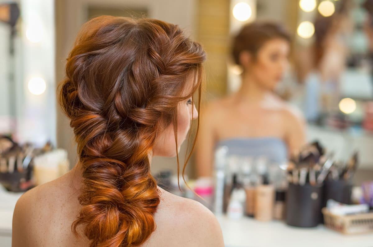 Плетение кос и косичек