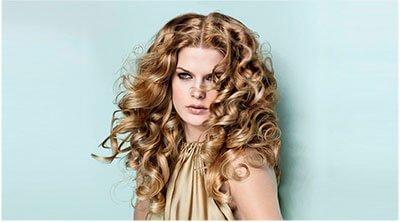 Модные химические и биозавивки волос