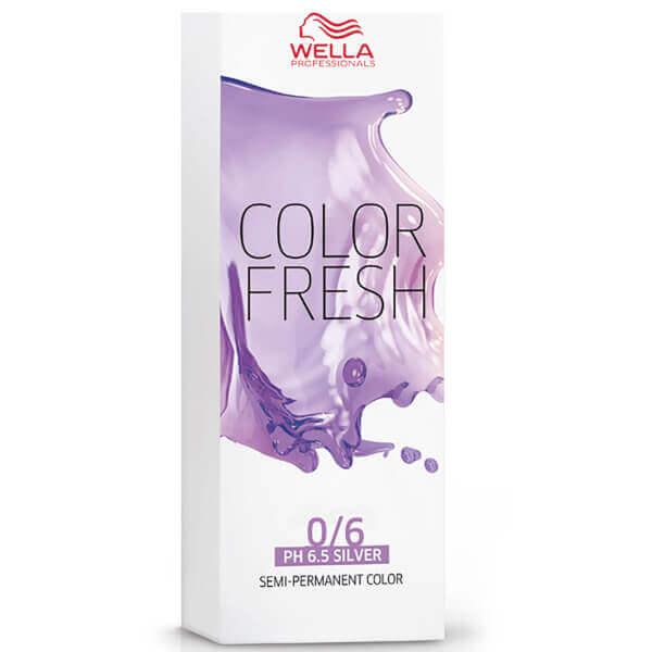 Оттеночная краска Wella Color Fresh 0/6, цвет жемчужный