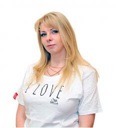 Светлана Жидкова