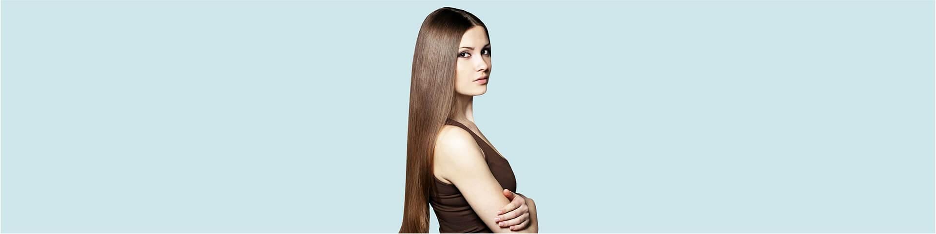 Выпрямление волос CHI — шелковая перманентная без аммиачная система