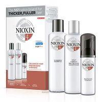 3-ступенчатая система Nioxin System 3 для окрашенных и истонченных волос 150+150+40 мл