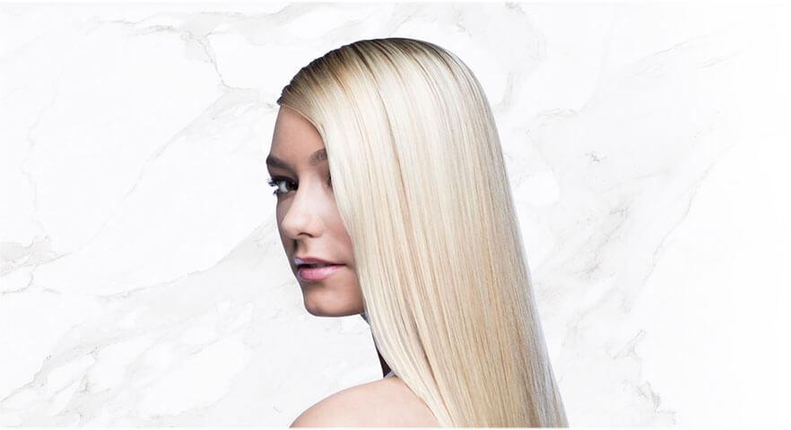 Безаммиачное блондирование