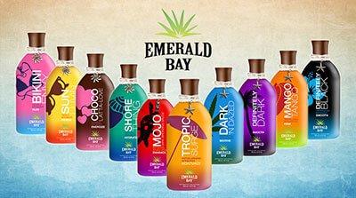 Emerald Bay косметика для загара в солярии