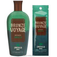 Крем для загара в солярии Bronze Voyage, 250 + 15 мл., Emerald Bay