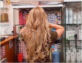 Окрашивание волос Wella Illumina