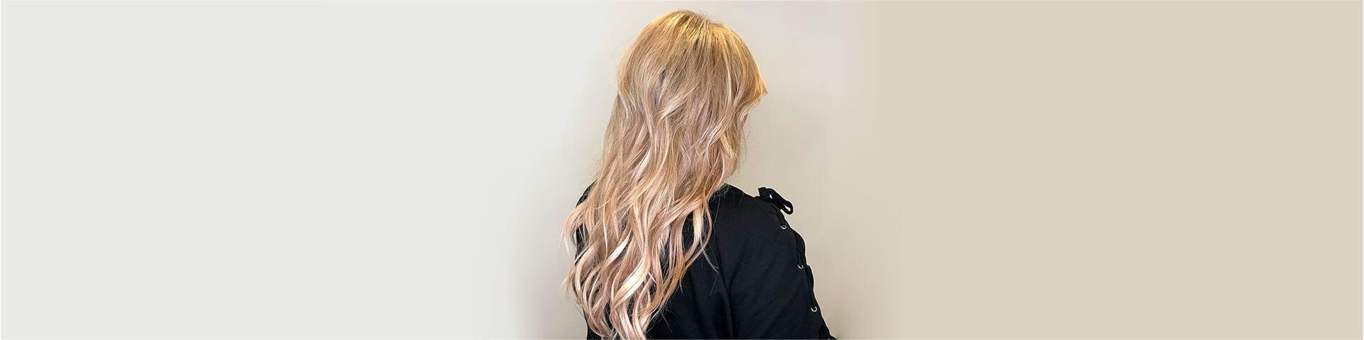 Окрашивание волос Airtouch