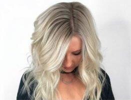 Окрашивание волос Шатуш фото