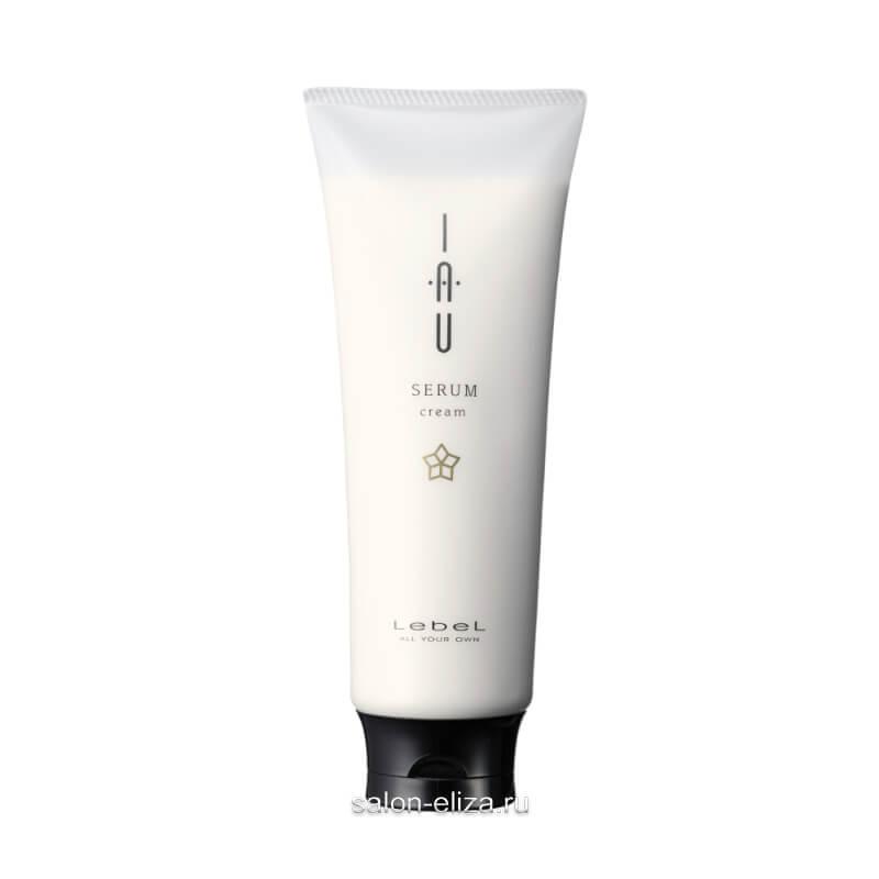 Аромакрем Lebel IAU Serum Cream для увлажнения и разглаживания волос 200 мл