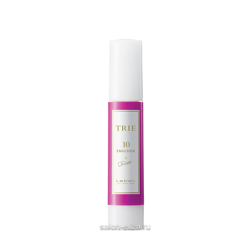 Эмульсия Lebel Trie Emulsion 10 для волос 50 г