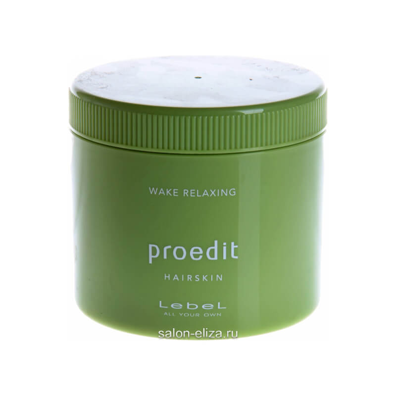 Крем для волос Lebel Proedit Hairskin Wake Relaxing Пробуждение 360 гр