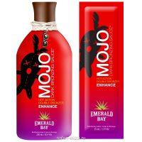 Крем для загара в солярии Emerald Bay Mojo Dark Bronzing Sauce 15 мл, 250 мл