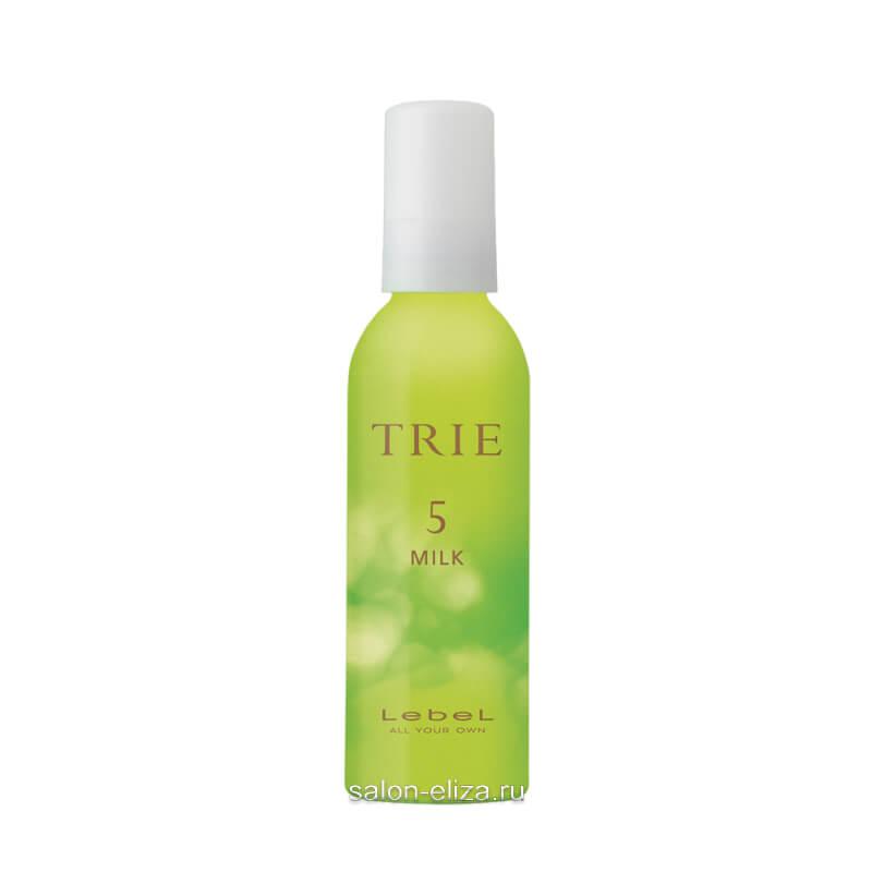 Молочко Lebel Trie Milk 5 для укладки волос средней фиксации 140 г