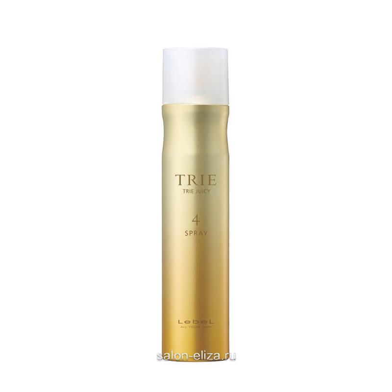 Спрей-супер блеск средней фиксации Lebel Trie Juicy Spray 4 170 г