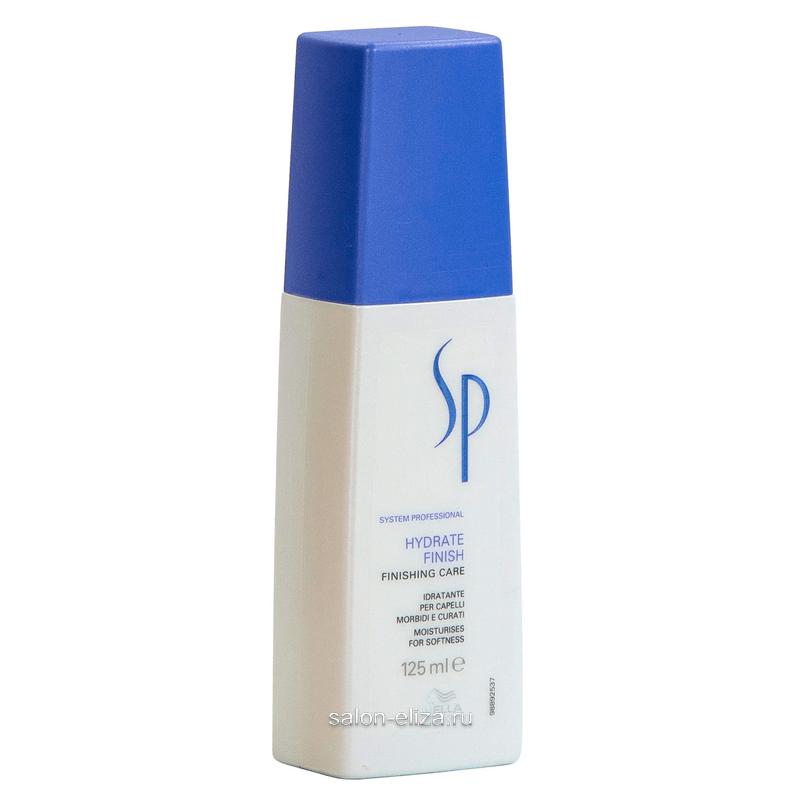 Спрей-уход Wella SP Hydrate Finish для увлажнения волос 125 мл