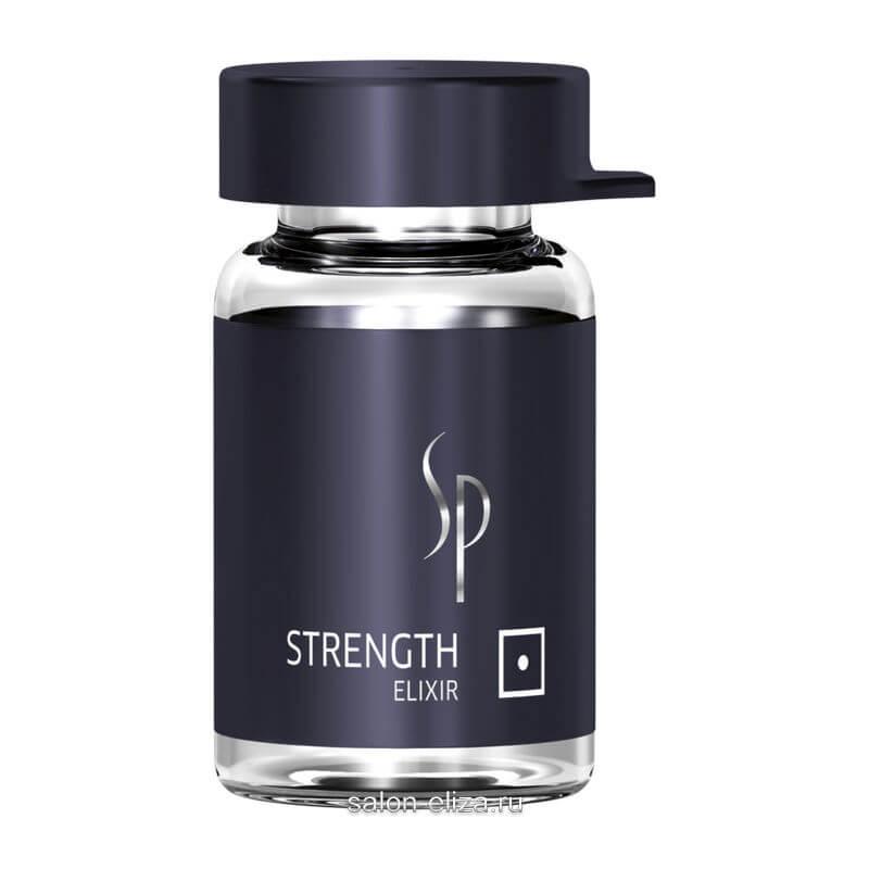 Укрепляющий эликсир Wella SP Men Strengthen Elixir 6*2 мл