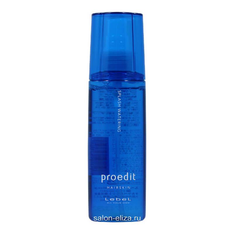 Увлажняющий лосьон Lebel Proedit Hairskin Energy Watering Свежесть 120 г
