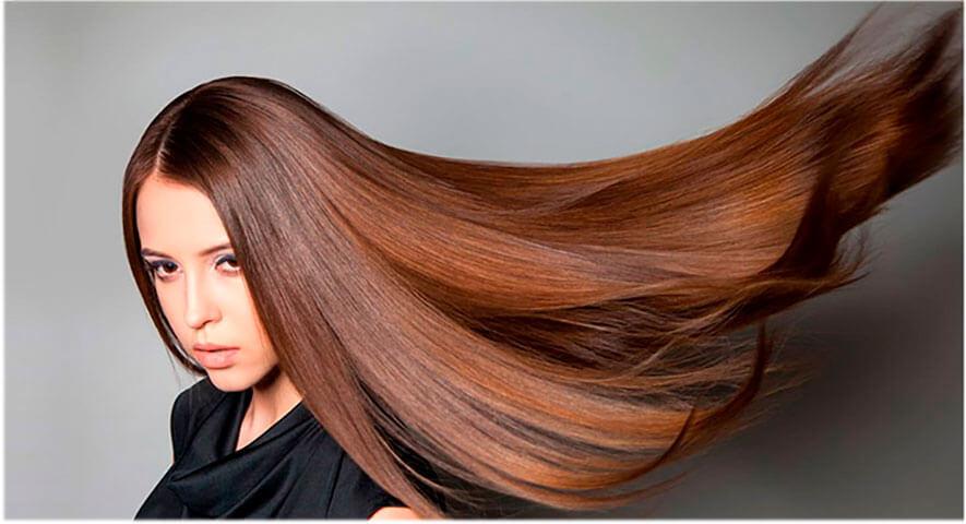 Выпрямление волос DXL Straight