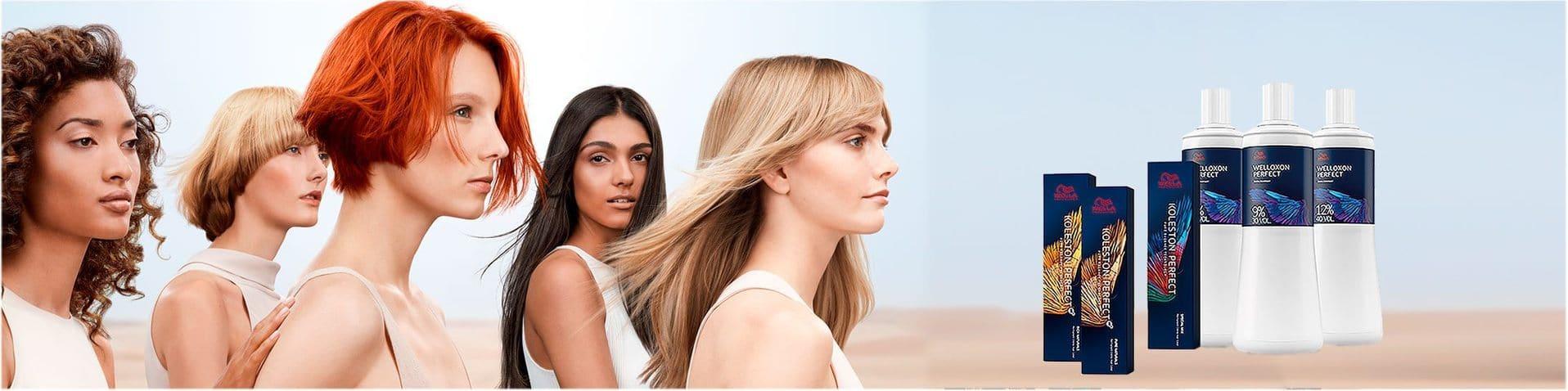 Wella Koleston Perfect Окрашивание волос