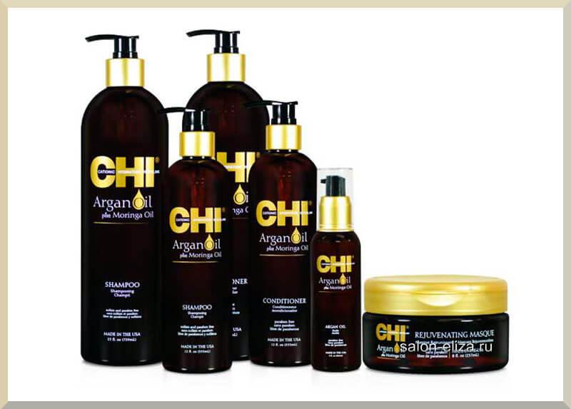 Косметика для волос CHI Argan Oil