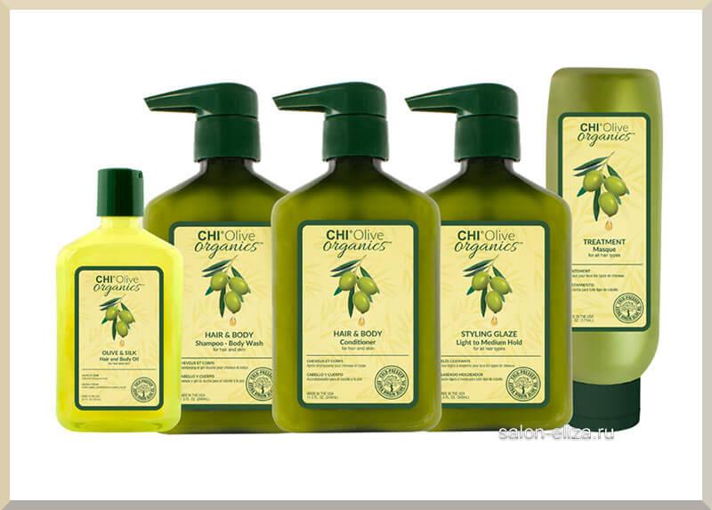 Косметика для волос CHI Olive Organics