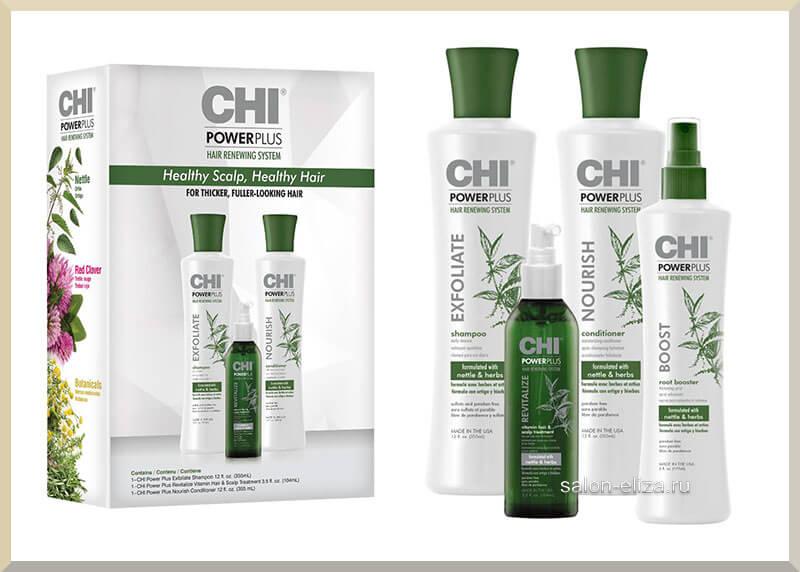 Косметика для волос CHI Power Plus