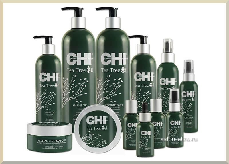 Косметика для волос CHI Tea Tree Oil