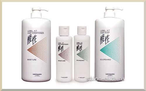 Жемчужная pH 4.7 косметика для волос
