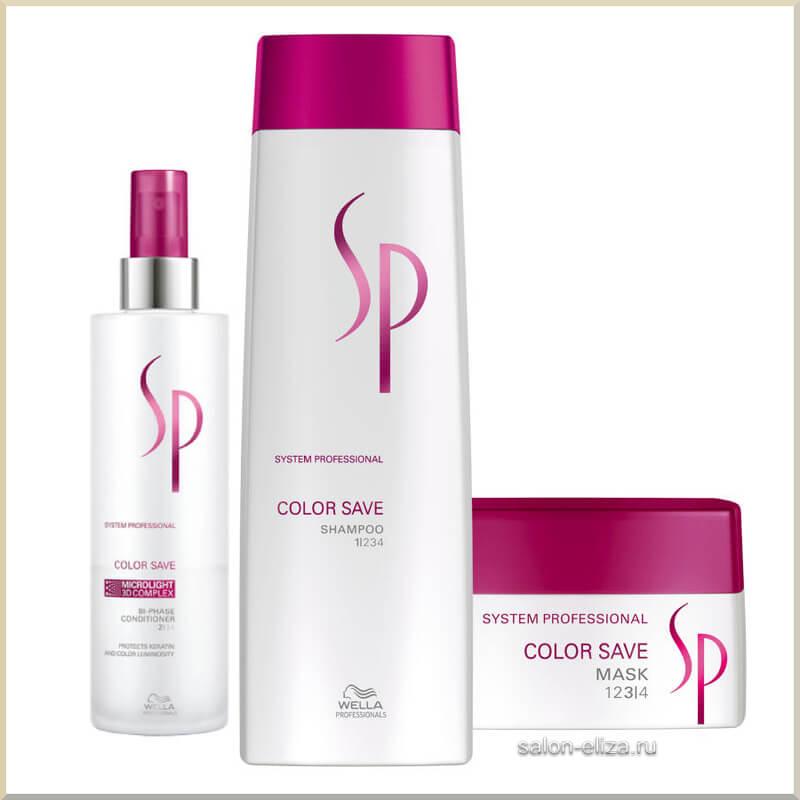 Сохранение цвета волос COLOR SAVE