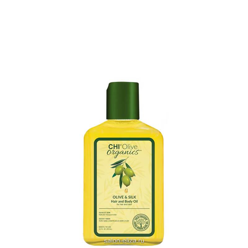 Масло для волос и тела CHI Olive Organics 251 мл