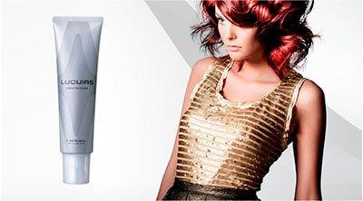 Фитоламинирование волос LUQUIAS Lebel