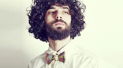 Завивка волос для мужчин