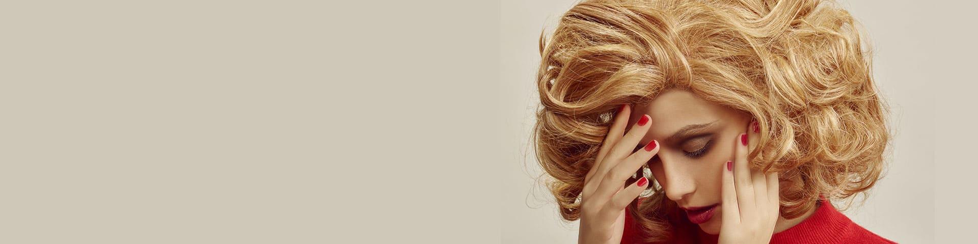 долговременная укладка волос карвинг