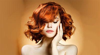 Окрашивание волос хной