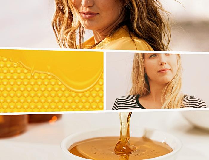 Теплые медовые оттенки на волосах в нашем салоне