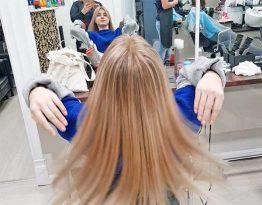 Airtouch окрашивание волос Wella