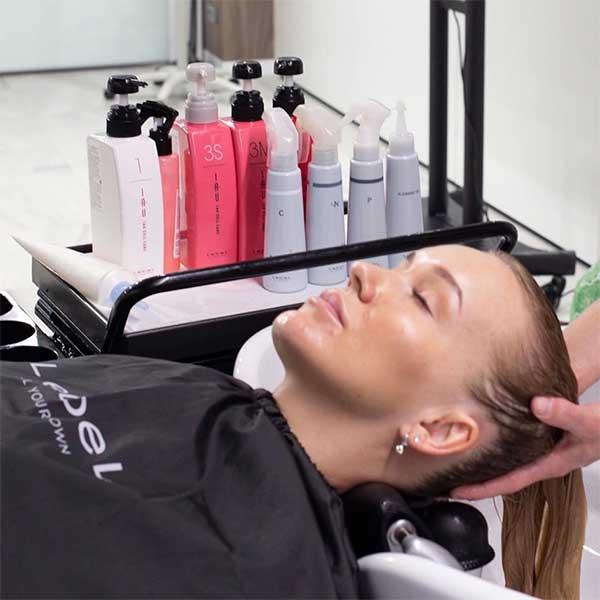 spa-программа Абсолютное счастье для волос LebeL