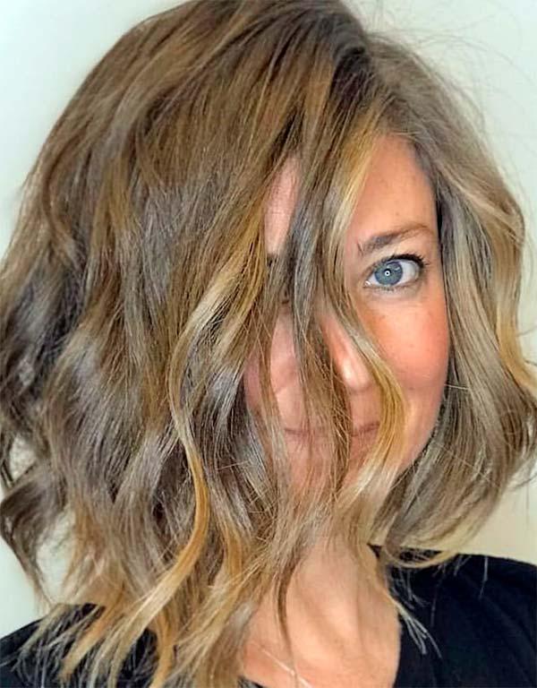 Современные женские стрижки на длинные волосы 2020 фото