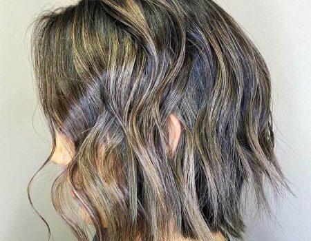 Волосы мелирование фото