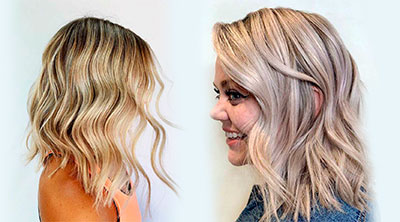 Мелирование 2020 цена на средние волосы