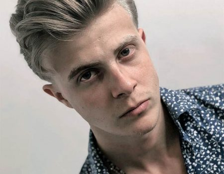 Модные причёски 2020 мужские