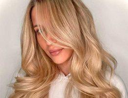 Блонд платиновый и его оттенки модны как никогда