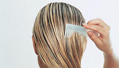 Окрашивание волос дома