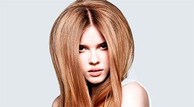 Долговременный прикорневой объем волос
