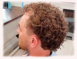 Ищете хорошего парикмахера для мужской завивки?