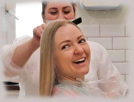 Прикорневое окрашивание волос Lebel