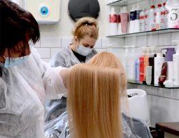 Прикорневое окрашивание волос – колорист в Москве