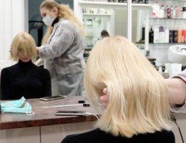 Осветление волос без желтизны